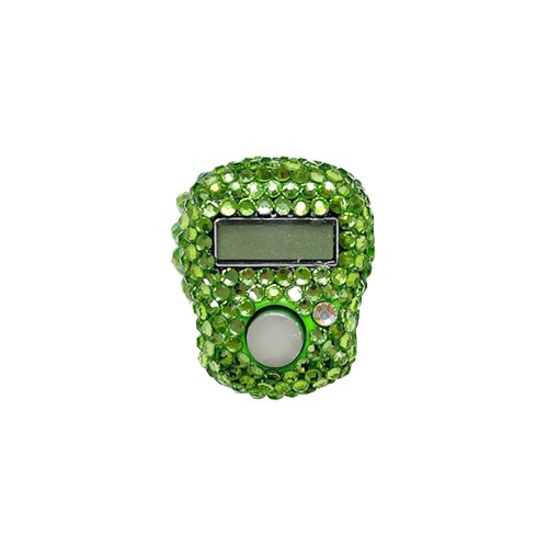 Tasbih Digital - Lime Green